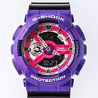 Спортивний годинник Casio G-Shock GA-110NC-6A