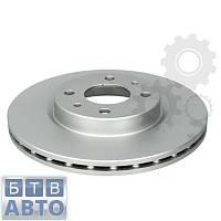 Диск тормозний передній 257мм (товщина 22мм) Fiat Doblo 2000-2011 (Maxgear 19-0998), фото 1