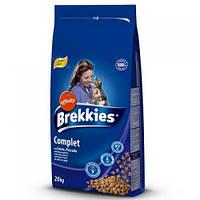 Brekkies Cat Complet  20кг ( 1кг - 57грн ) Испания