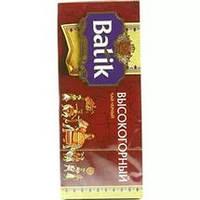 Черный чай Батик высокогорный 25 пак