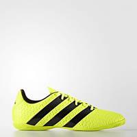 Обувь для зала, футзалки Adidas ACE 16.4 IN, S31913