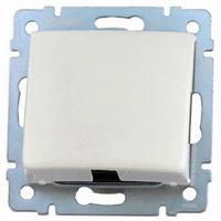 Висновок кабелю без рамки білий Valena Legrand, 2364