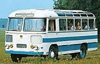 Лобовое стекло ПАЗ 672