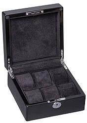 Шкатулка для хранения 6-и часов Rothenschild RS-802-6-TB