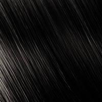 Nouvelle Lively Hair Color Перманентная крем-краска для волос без аммиака 100 мл. 1-Черный