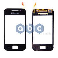 Сенсор Samsung S5830 черный