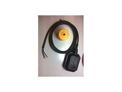 Поплавковый выключатель FOX VVF H05 3X1 - DOUBLE FUNCTION (Ø 7,4mm), с кабелем 3м (двойного действия), с проти