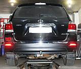 Фаркоп Toyota Highlander II 2007-, фото 7