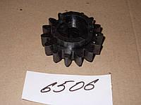 Шестерня ПД-10, П-350 привода магнетто (пластмассовая), каталожный № Д24.075-Б