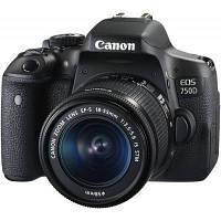 Фотоаппарат Canon EOS 750D 18-55 IS STM (0592C027)