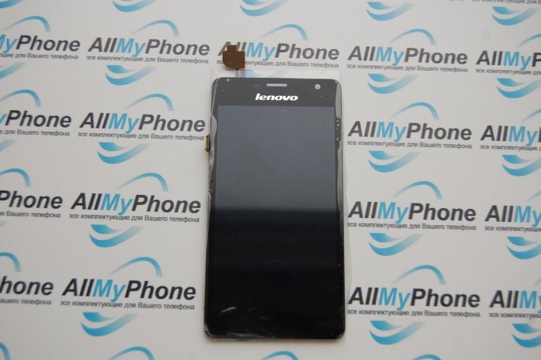 Дисплейный модуль для Lenovo K860 Black