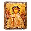 Деревянная икона Святого Ангела Хранителя, фото 4