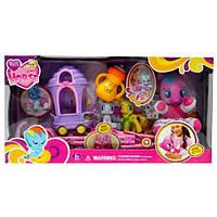 Набор игровой Пони с коляской My Little Pony 3223 А
