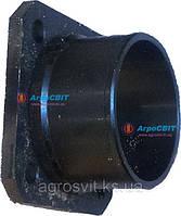 Втулка патрубка глушителя Д-245 (МТЗ-920, 1025) (квадрат); 245-1008045