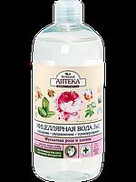 Мицеллярная вода 3 в 1 Зеленая Аптека Мускатная роза 500мл