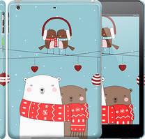 """Чехол на iPad 5 (Air) Мишки и птички """"3375c-26"""""""