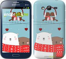 "Чехол на Samsung Galaxy Grand Neo I9060 Мишки и птички ""3375c-112"""