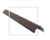 Планка конька треугольного для композитной черепицы