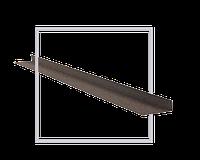 Планка бокового примыкания №2