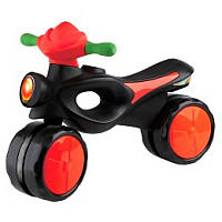 Велобег Sport, черно-красный