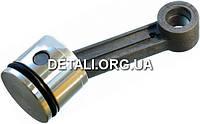 Поршень в сборе отбойного молотка Bosch 11E d40 пластиковый шатун d14