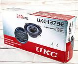 Авто колонки (динамики) UKC, 1373E, фото 5