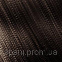 Nouvelle Lively Hair Color Перманентная крем-краска для волос без аммиака 100 мл. 3-Темно-коричневый