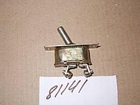 Переключатель тумблерный (2-х позиционный) (Белорусь), 5102.3709