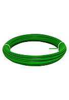 АБС пластик зеленый 1,75 мм для 3д ручки, 100 грамм, 41 м.