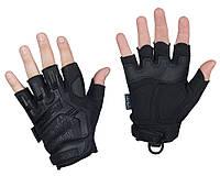 Mechanix M-Pact Fingerless Gloves Black, фото 1