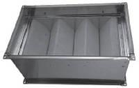 Фильтрбокс 900х500 с фильтрующей кассетой EU4