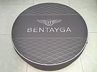 Чехол запасного колеса на BENTAYGA