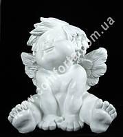 33052 Ангелочек -  симпатяжка большой, высота ~ 40 см, фигура полистоун