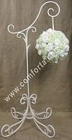 32633 Свадебная стойка упрочнённая разборная для декоративных подвесов и шаров