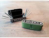 Набор инструментов BROOKS MT 10 Multitool Green