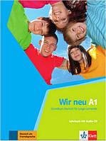 Учебник wir 1 grundkurs deutsch f