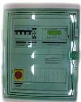 Автоматика для приточной вентустановки с водяным нагревателем производительностью до 5000 м3/ч
