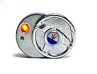 Зажигалка Maserati Circle электроимпульсная USB , фото 1