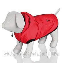 """Куртка зимова для собак """"Palermo"""" 27 см,червоний"""