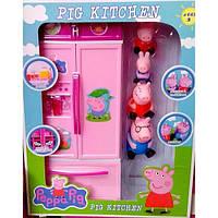 """Кухня """"свинка Пеппа"""""""