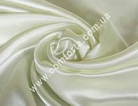 34068-01 Атлас плотный кремовый (рулон ~ 50 м), ширина ~ 1,5 м, длина ~ 50 м, ткань декоративная