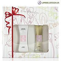 Подарочный парфюмированный набор №22 Парфюмированная вода 50 мл + бальзам для тела 120 мл