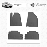 Коврики в салон для Lexus RX 2012- (передние)