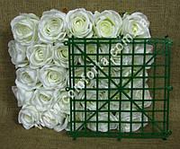 33246 Основа коврик (25см х 25см) для флористических композиций из искусственных цветов