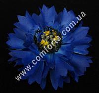 33415 Головка василька, d-7,5 см, цветок искусственный