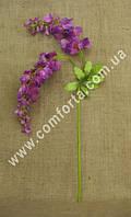 33218-14 Вистерия фиолетовая, h-93см, цветок искусственный