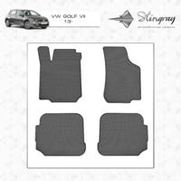 Коврики в салон для VW Golf VII 2013-