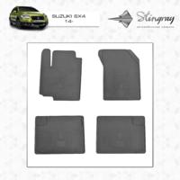 Коврики в салон для Suzuki SX4 2014-