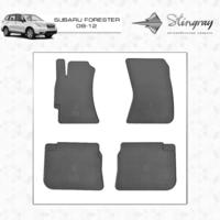 Коврики в салон для Subaru Forester 2008-
