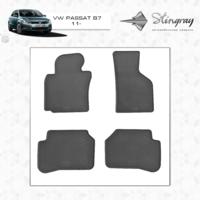 Коврики в салон для Volkswagen Passat B7 2011-